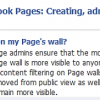 Thumbnail image for Facebook Page Spam Blocker